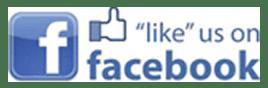 Facebook like us logo