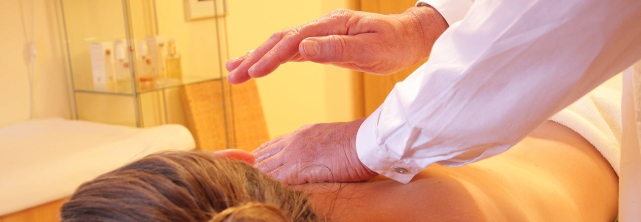 Registered massage therapy treatments
